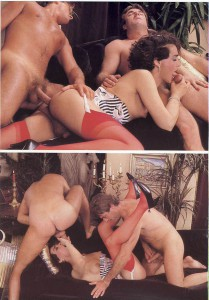 vintage shemale orgy
